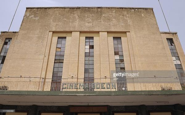Odeon Cinema Asmara