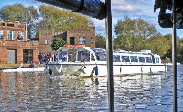 Oxford River Cruises The Thames Valley