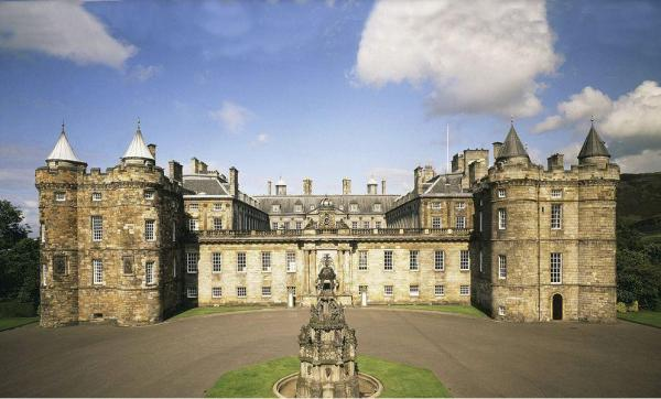 Palace of Holyroodhouse Edinburgh
