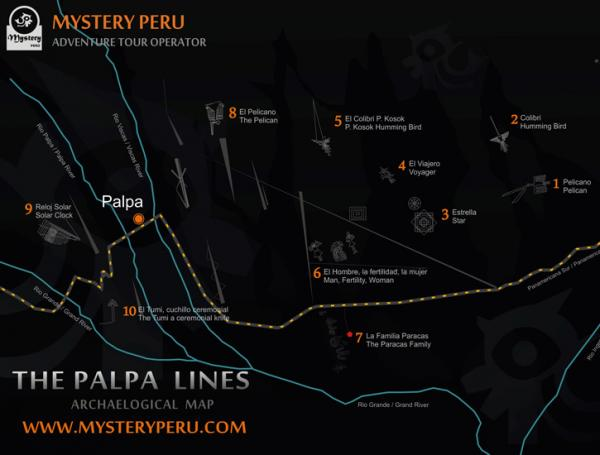 Palpa Lines Nazca & Around
