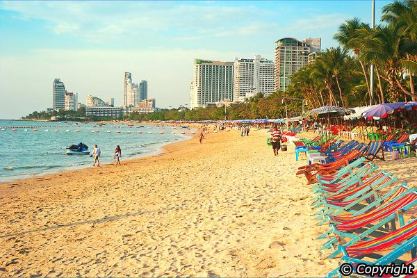 Pattaya Beach The Gulf Coast Beaches