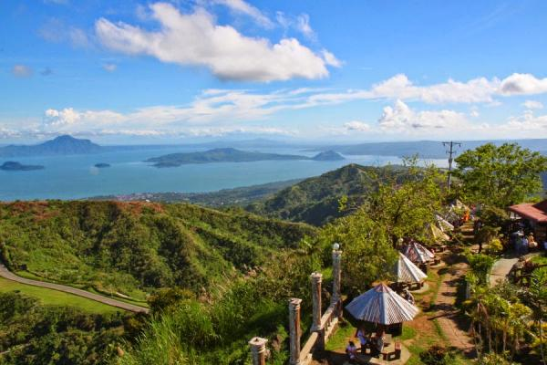 People's Park in the Sky Tagaytay & Lake Taal
