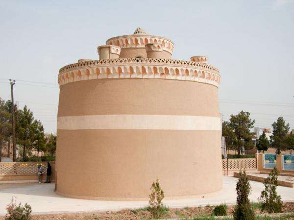 Pigeon Tower Meybod