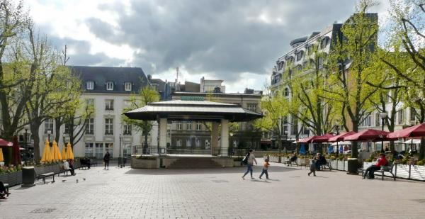 Place d'Armes Luxembourg City