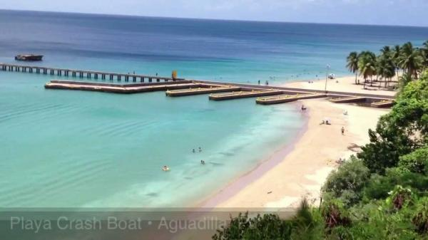 Playa Crash Boat Aguadilla