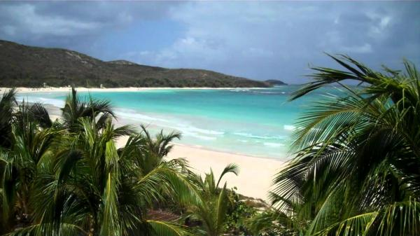 Playa Flamenco Culebra