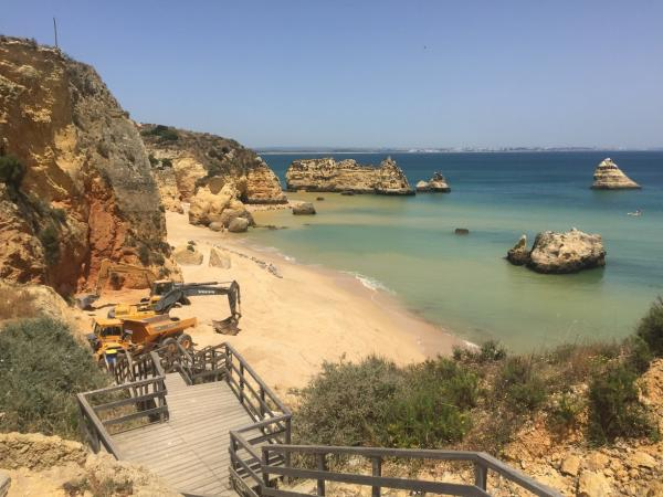 Praia do Camilo The Algarve