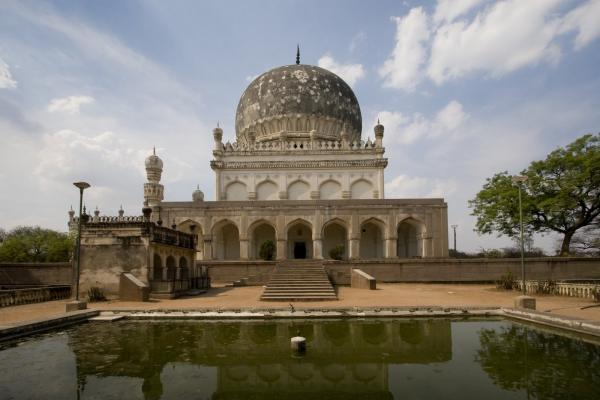 Qutb Shahi Tombs Hyderabad