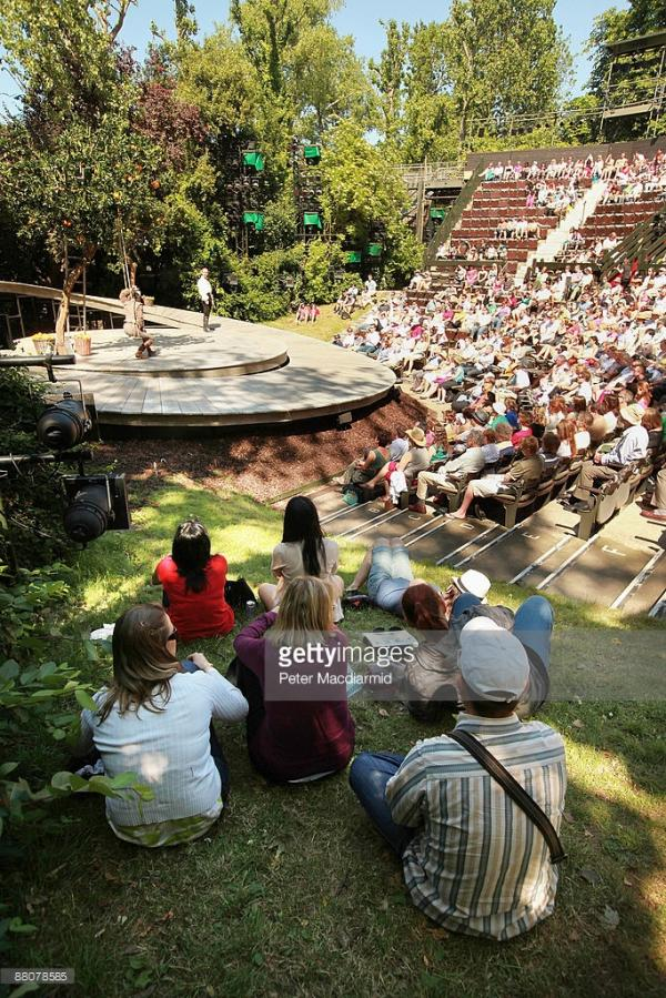 Regent's Park Open-Air Theatre London