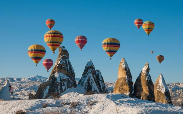 Royal Balloon Cappadocia and Central Turkey