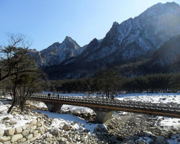 Seoraksan National Park Seoraksan National Park