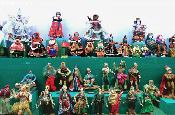 Shankar's International Dolls Museum Delhi
