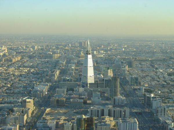 Sky Bridge Riyadh