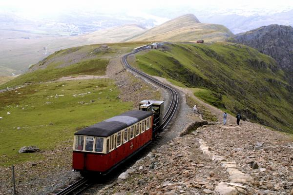 Snowdon Mountain Railway North Wales