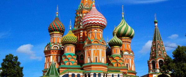 St Basil's Cathedral Moscow