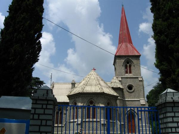St Luke's Church Abbottabad