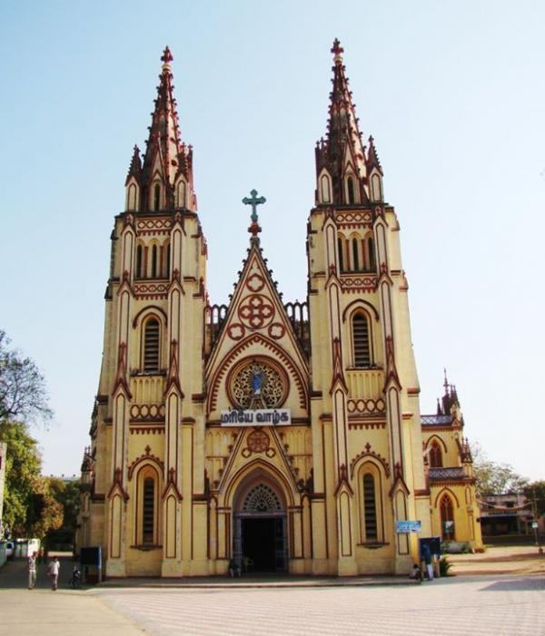 St Mary's Cathedral Madurai