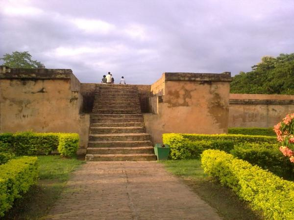 Talatal Ghar Around Sivasagar