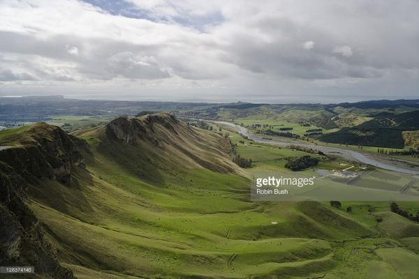 Te Mata Peak Hastings & Around