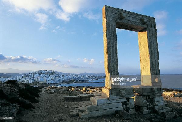 Temple of Apollo Hora (Naxos)