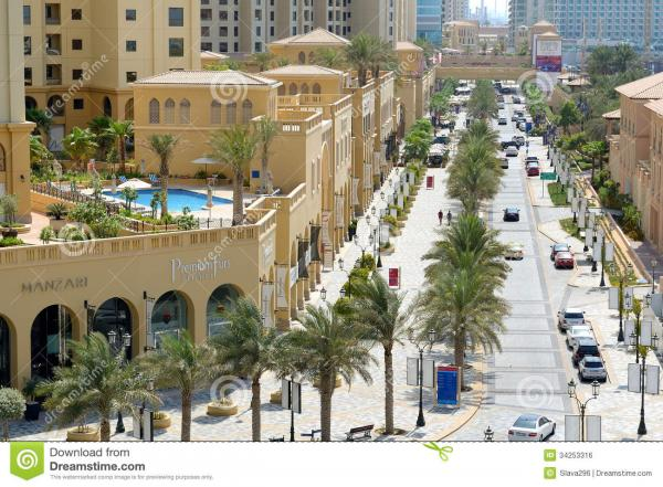 The Walk at JBR Dubai