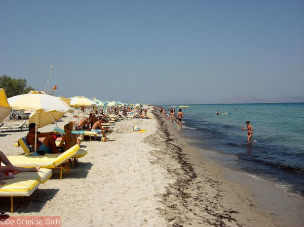 Tigaki Beach Rhodes and the Dodecanese