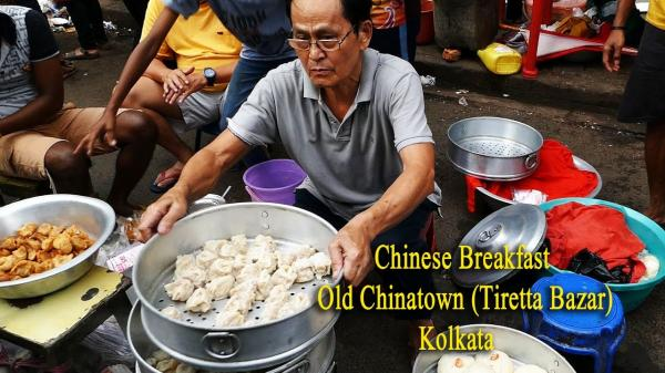 Tiretta Bazaar/Old Chinatown Kolkata (Calcutta)