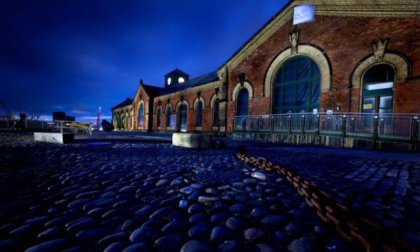 Titanic's Dock & Pump House Belfast