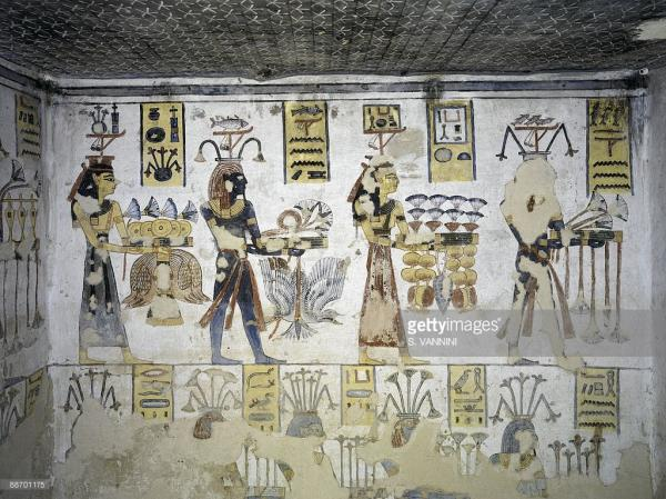 Tomb of Ramses III (KV 11) Luxor