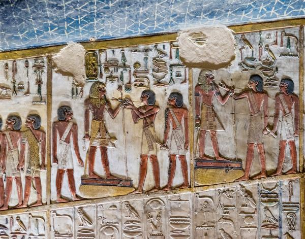 Tomb of Seti I (KV 17) Luxor