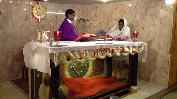 Tomb of St Thomas the Apostle Chennai
