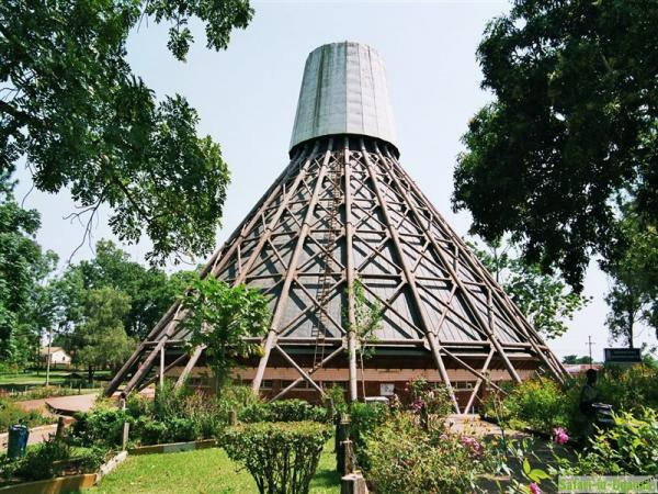 Uganda Martyrs' Shrine Kampala