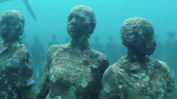 Underwater Sculpture Park St George's