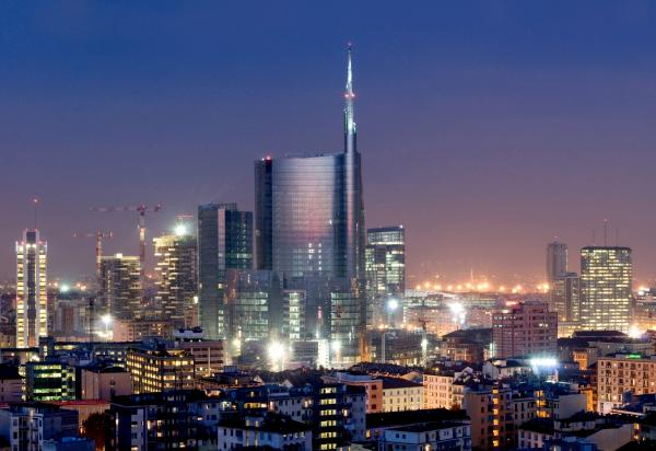UniCredit Tower Milan