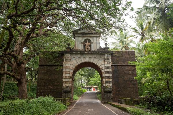 Viceroy's Arch Old Goa
