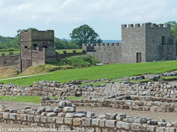 Vindolanda Roman Fort & Museum Haltwhistle & Around