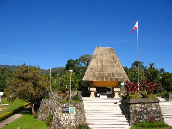 War Memorial Shrine Kiangan