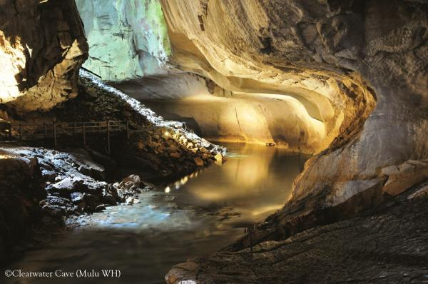 Wind Cave & Clearwater Cave Gunung Mulu National Park