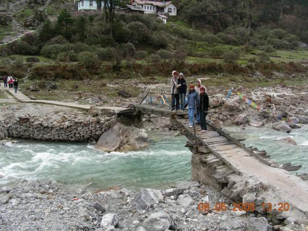 Yumthang Hot Springs Yumthang Valley