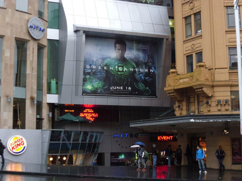 Event Cinemas Metro Centre, New Zealand 2019