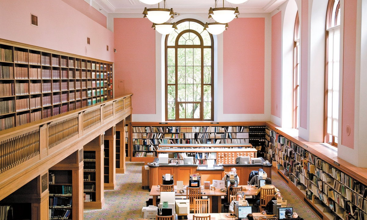 Hawkes children's library