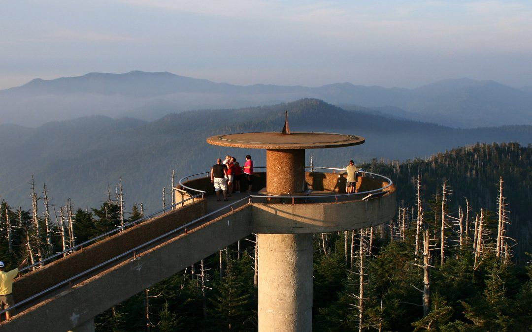 clingmans dome weather - 1024×640