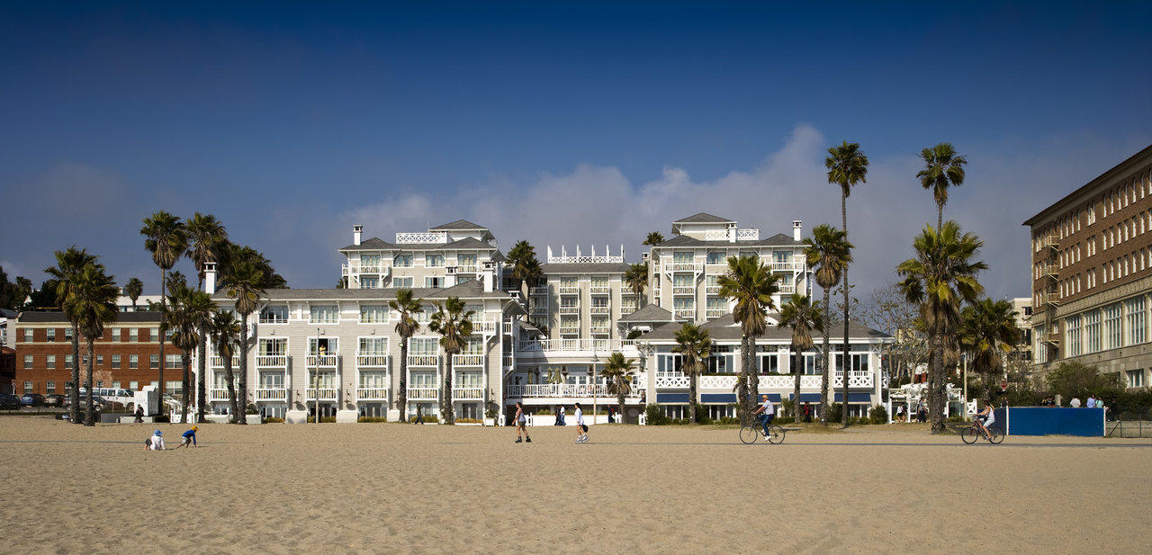 Shutters On The Beach Los Angeles Best Beaches In World